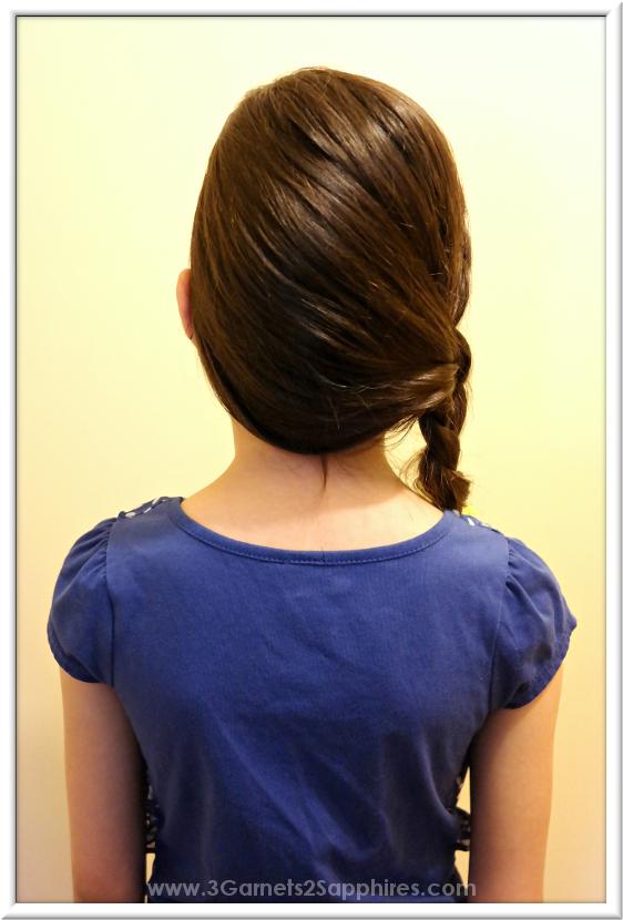 Tremendous 3 Garnets Amp 2 Sapphires 5 Easy Back To School Straightastyle Short Hairstyles For Black Women Fulllsitofus
