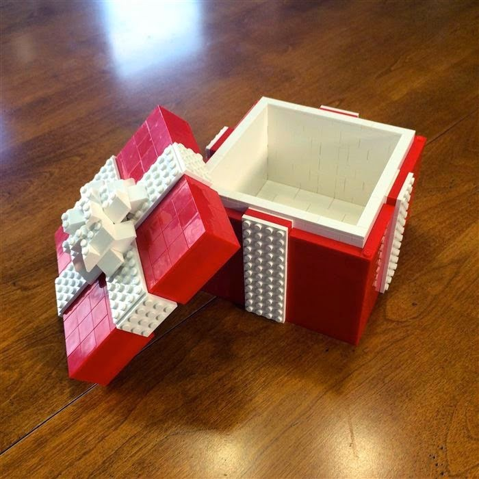 15 different way to use LEGO cubes in everyday life 13