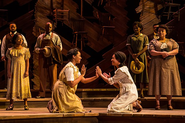 ChiIL Live Shows: OPENING: THE COLOR PURPLE THE MUSICAL TO