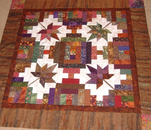 Autumn At The Courthouse Quilt Free Pattern