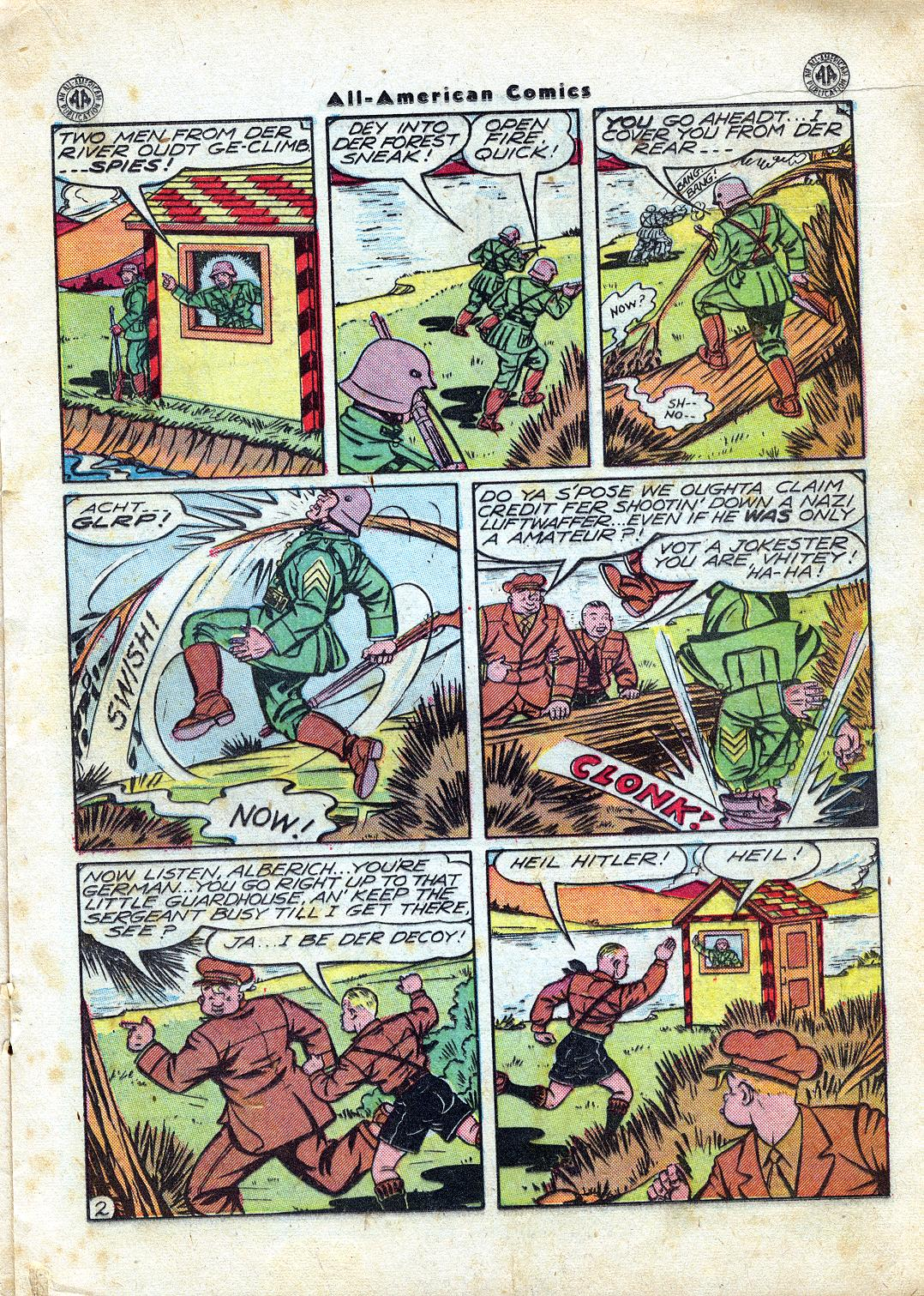 Read online All-American Comics (1939) comic -  Issue #69 - 26
