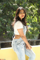Neha Deshpande in Spicy Denim Jumpsuit and Whtie Crop Top March 2017 093.JPG