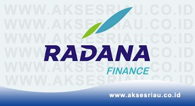 Lowongan PT. Radana Finance Pekanbaru Oktober 2017