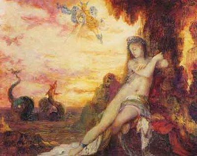 El Espejo Gótico Perseo Y Andrómeda El Mito Detrás De Furia De Titanes