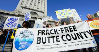 Butte County Voters Pass Fracking Ban