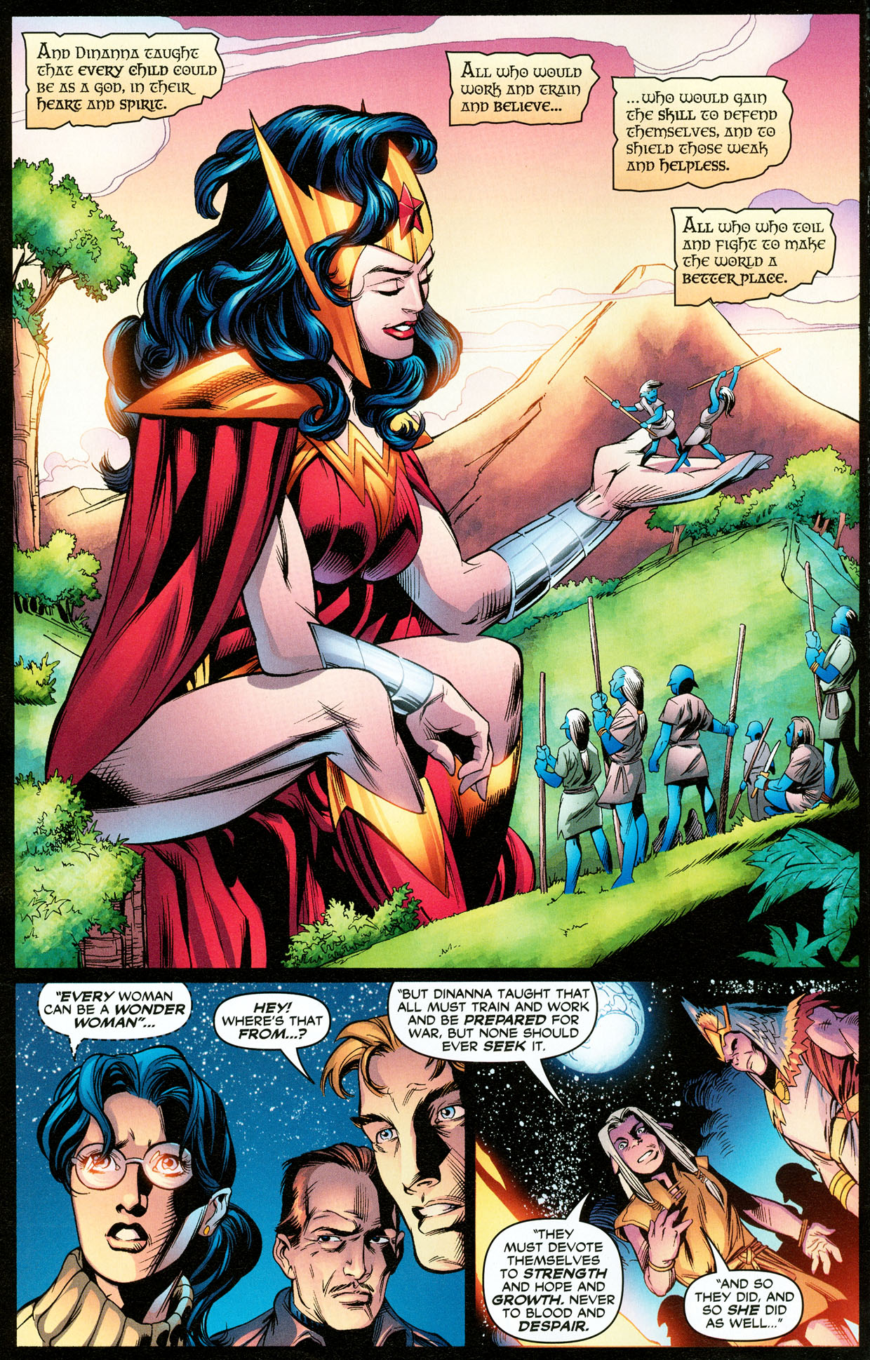 Read online Trinity (2008) comic -  Issue #32 - 15