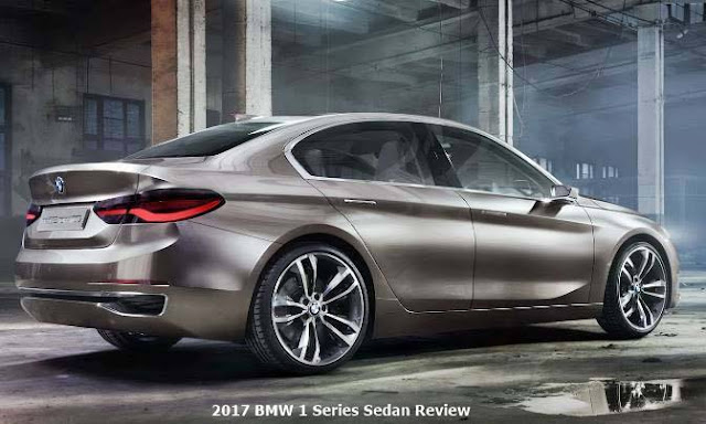 2017 BMW 1 Series Sedan Review