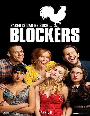 Blockers (2018) English 480p HDRip 300MB