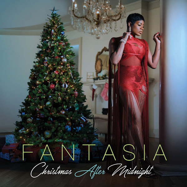 Fantasia - Christmas After Midnight Cover