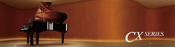 Ưu điểm vượt trội dòng đàn Grand Piano CX của Yamaha