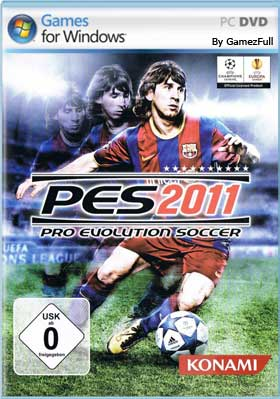 Pro Evolution Soccer 2011 PC [Full] Español [MEGA]