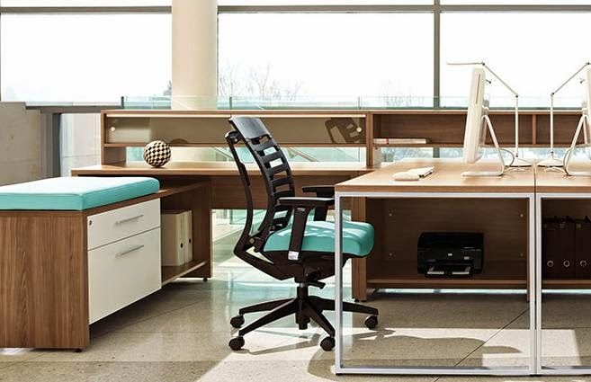 Global Total Office Princeton Furniture