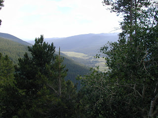 Kawuneeche Valley, Colorado