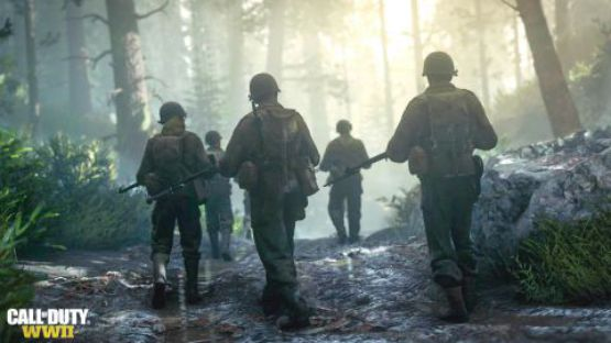 Call Of Duty WWII screenshot 4