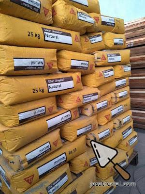Material Floor Hardener