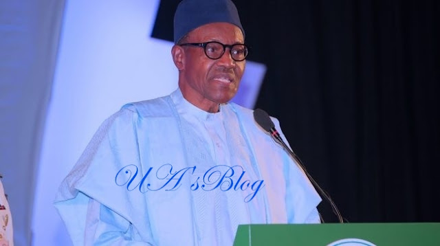 Buhari's message to Armed Forces on security challenges