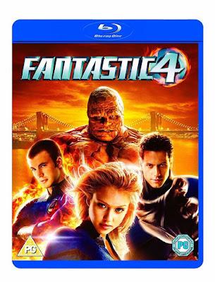 Fantastic Four 2005 Daul Audio 720p BRRip HEVC x265