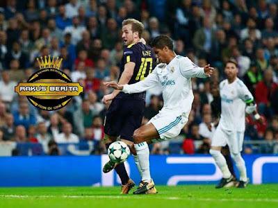 Real Madrid Kalah Dari Tottenham Hotspur