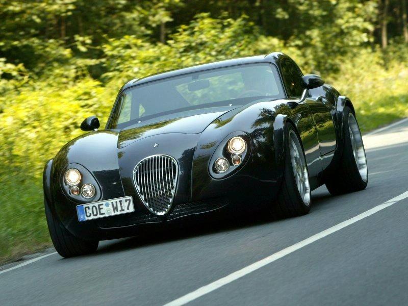 Car Inovation 201X: Wiesmann Cars Info