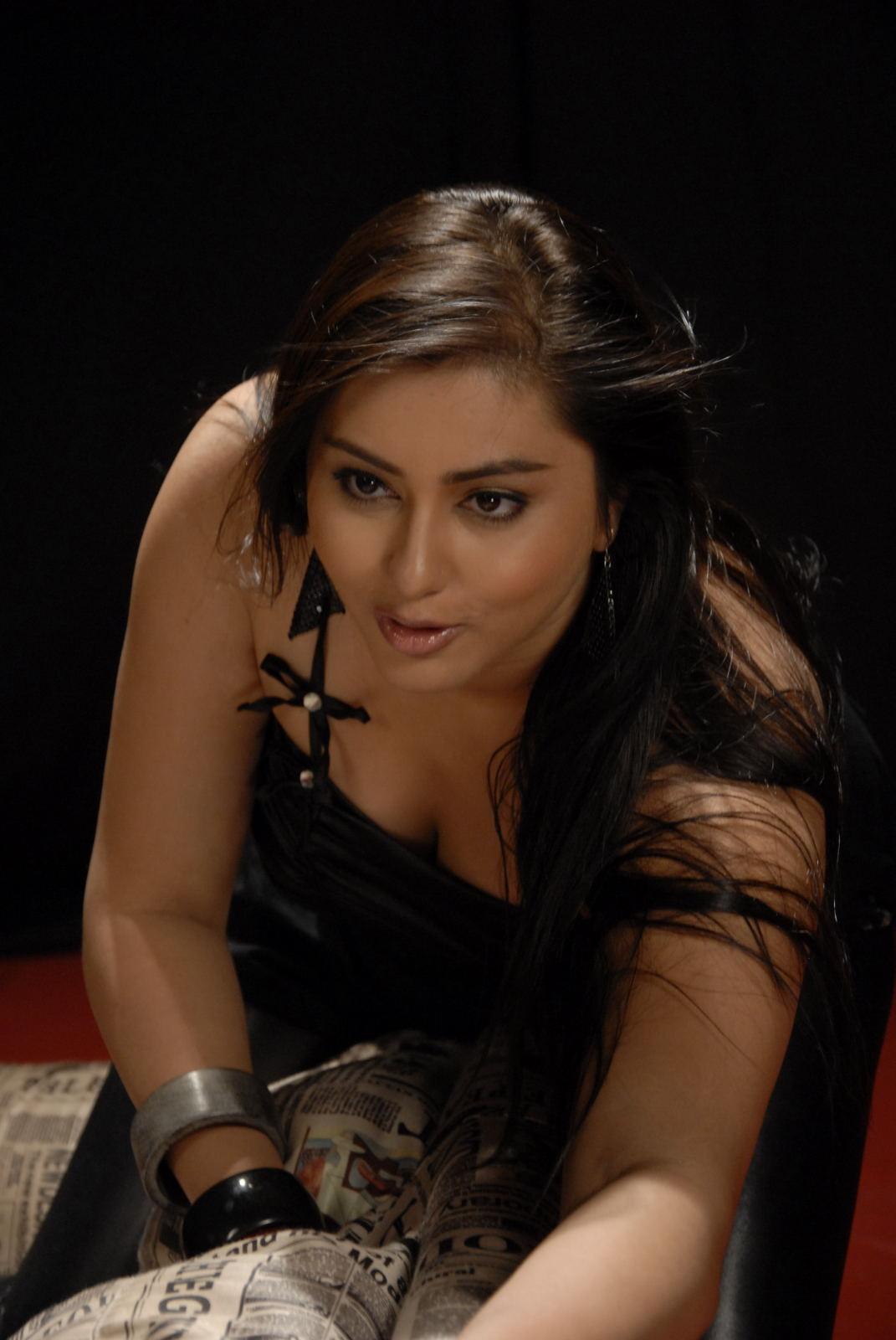 Namitha Hot Spicy Stills From Love College Movie, Namitha -6983