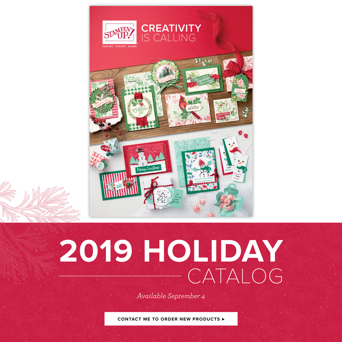 HOLIDAY CATALOG 2019