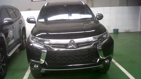 Mitsubishi Pajero Guntur Garut