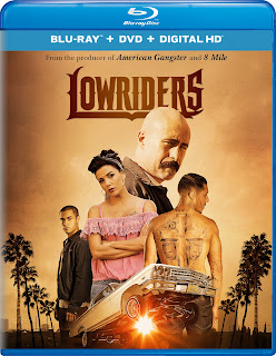 Lowriders (2016) Hindi Dual Audio BluRay | 720p | 480p