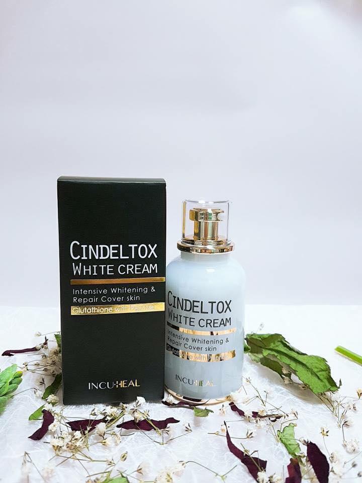 Kem dưỡng trắng da Cindel Tox White