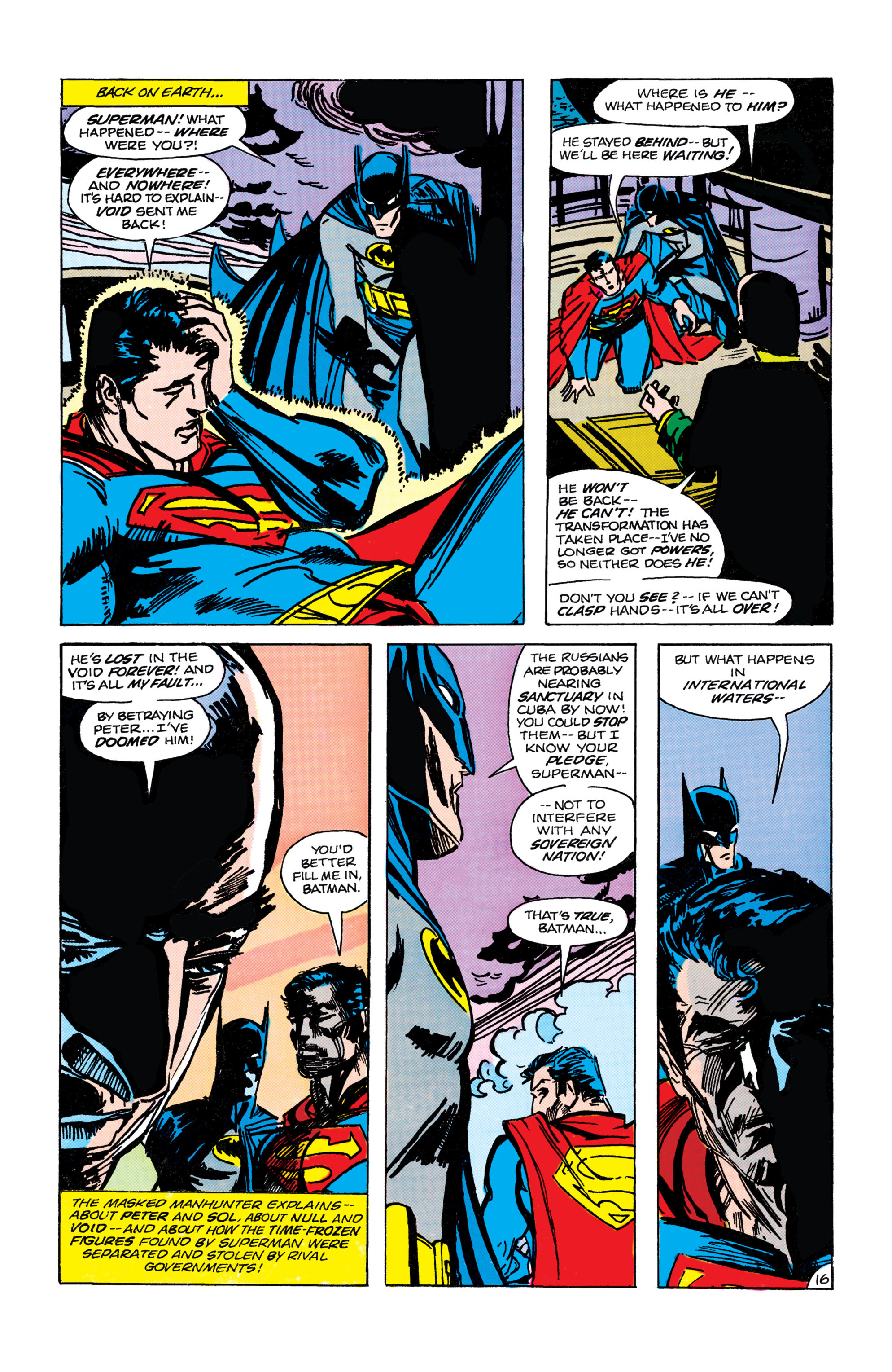 Read online World's Finest Comics comic -  Issue #305 - 17