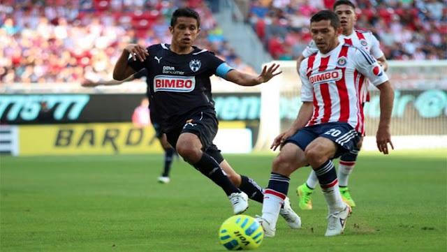 Chivas vs Monterrey en vivo Apertura 2016 Liga MX