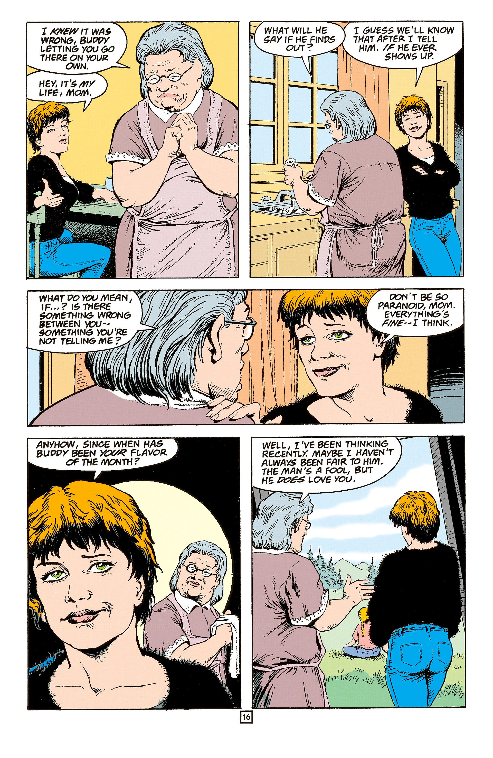 Read online Animal Man (1988) comic -  Issue #60 - 17