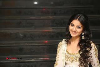 Telugu Actress Mahima Makwana Stills in White Desginer Dress at Venkatapuram Movie Logo Launch  0241.JPG