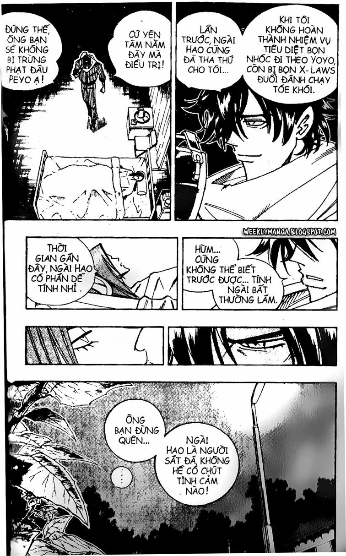 Shaman King [Vua pháp thuật] chap 120 trang 3