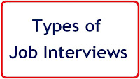 Types of Job Interviews - image