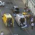 Em Moscou, taxista é preso após avançar contra multidão em calçada