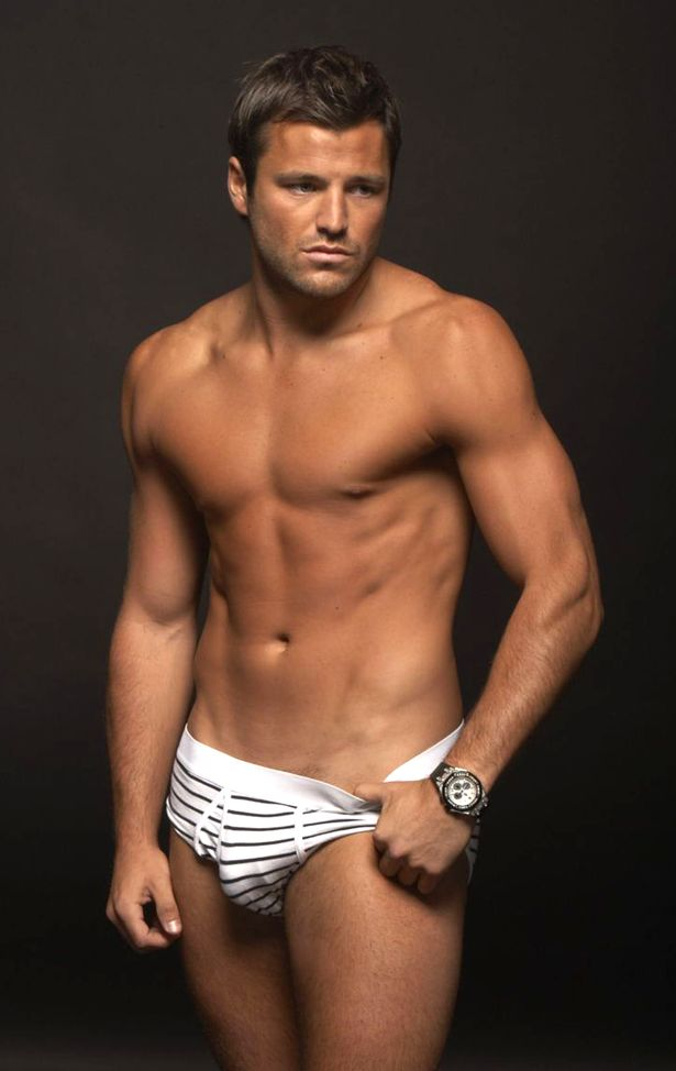 Hunksinspeedos: Mark Wright