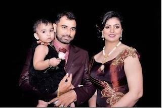Mohammed Shami Wife photos