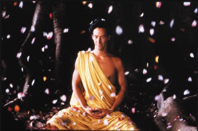 keanu reeves as a monk in tibet nepal