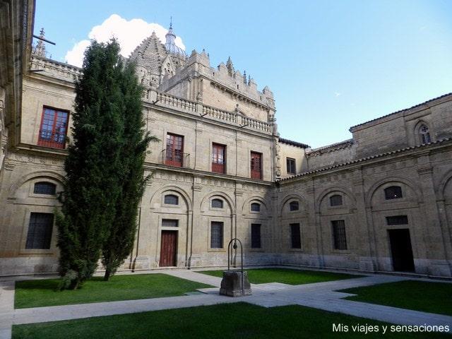 Claustro Catedral Vieja de Salamanca