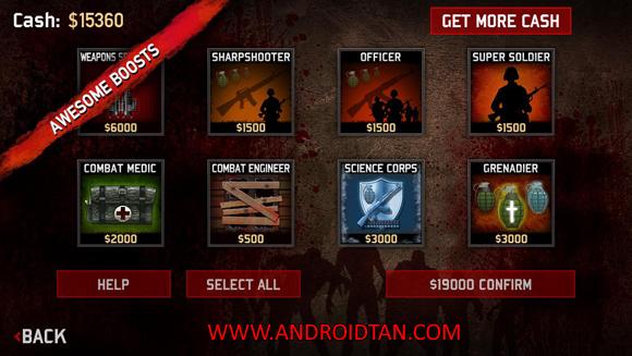 SAS Zombie Assault 3 Mod Apk Free