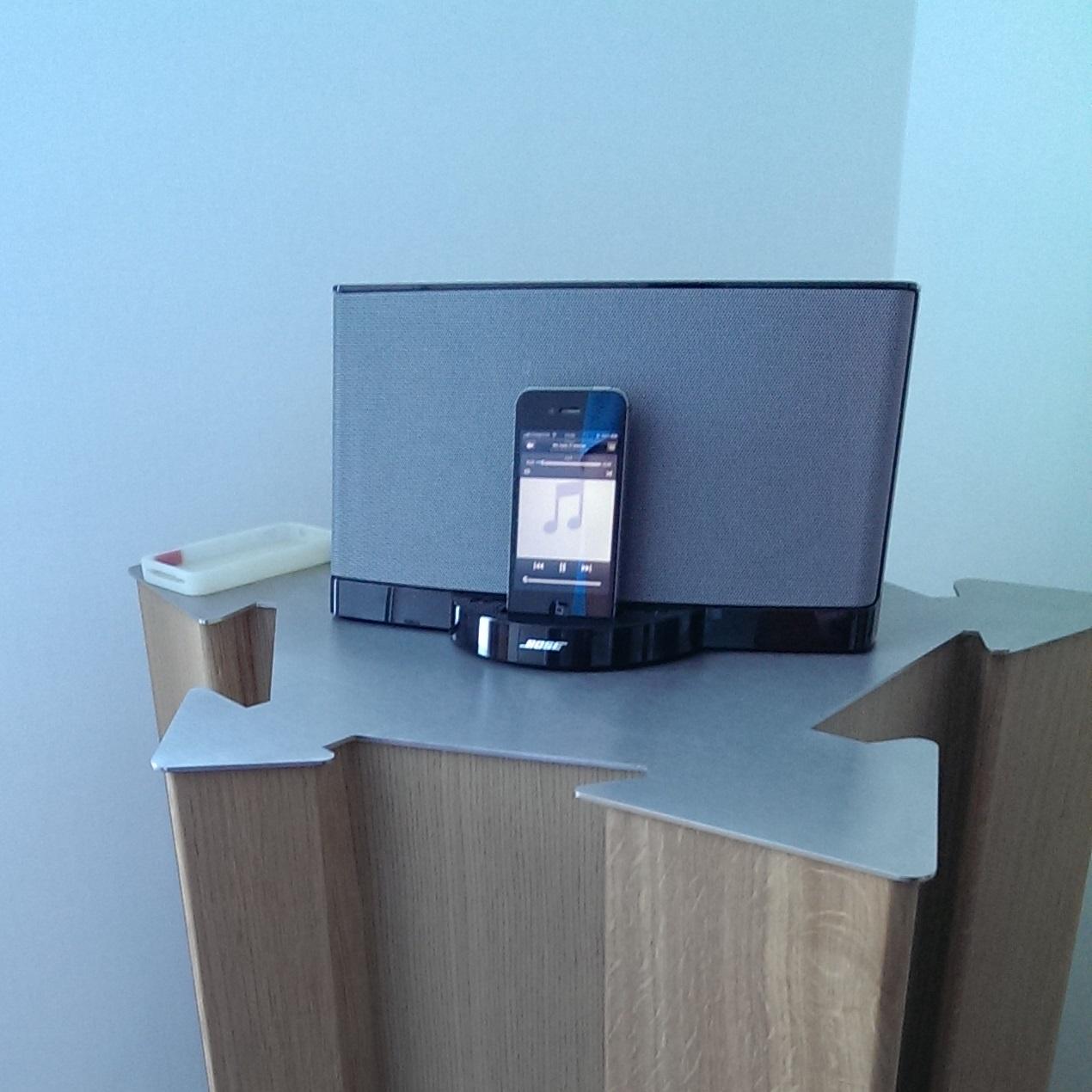 DoubleTree by Hilton Oradea Rumunia stacja dokujaca iPhone iPod