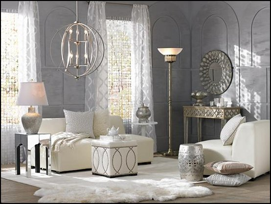 Decorating theme bedrooms maries manor hollywood glam for Glamorous bedroom pictures
