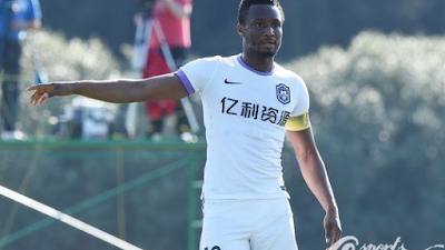 4 Nigerian footballers warm up for CSL's weekend matches