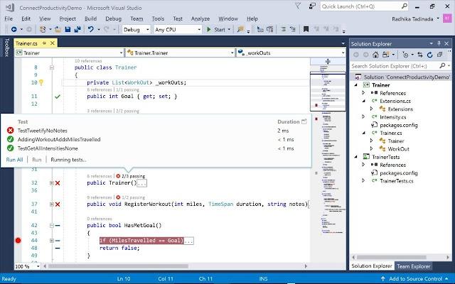 مايكروسوفت تطلق Visual Studio 2017