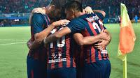 Cerro Porteño vs Defensor Sporting en VIVO