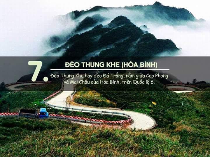 Đèo Thung Khe (Hòa Bình)