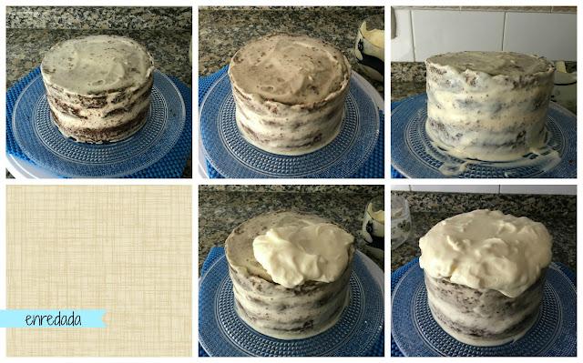 enredadaen.blogspot.com.es/tarta Guinness