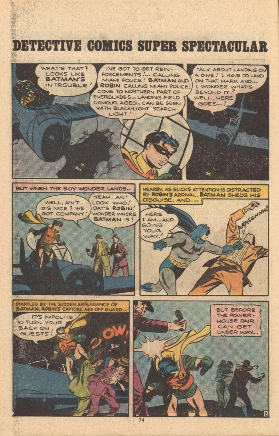 Detective Comics (1937) 442 Page 73