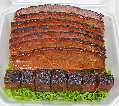 Nibble Me This: Competition Style Brisket on a Kamado Grill
