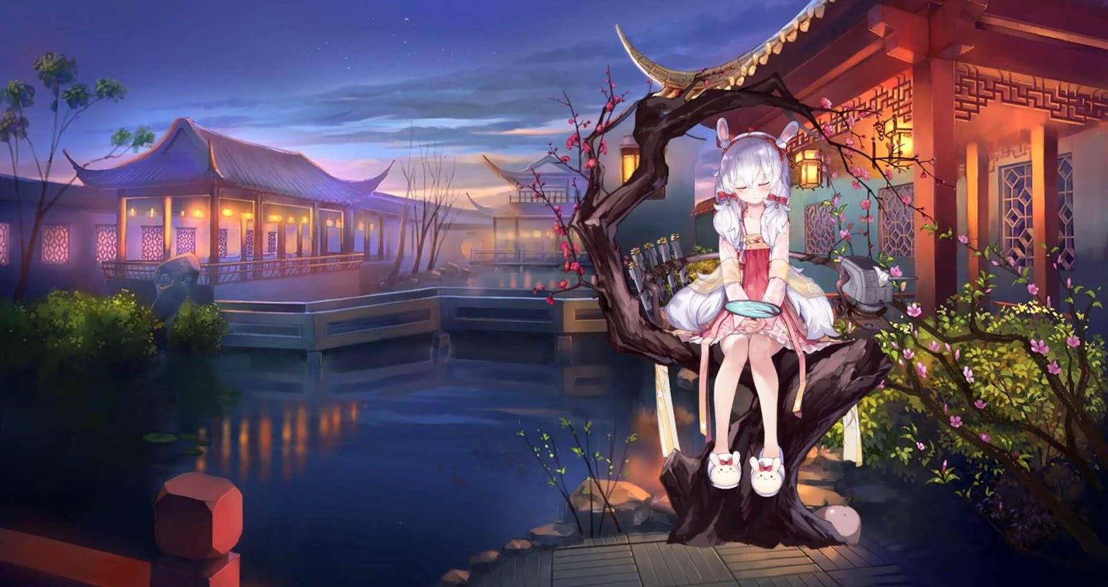 Laffey Live2D [Azur Lane] [Wallpaper Engine Anime]